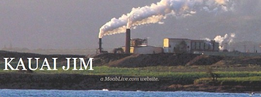 Visit KauaiJim.com for all the latest news and information regarding Kauai and the South Pacific Islands